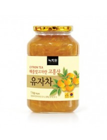 TE LIQUIDO COREANO  NOKCHAWON-HONEY CITRON TEA