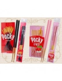 BACCHETTE - HASHI  POCKY CHOCOLATE