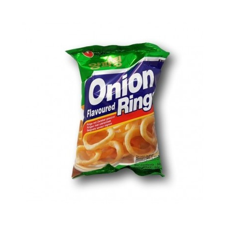 SNACK & PATATINE  NONGSHIM - ONION RINGS 50g.