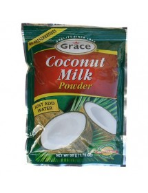 SALSE E CONDIMENTI PER CUCINA ORIENTALE  GRACE - COCONUT MILK POWDER