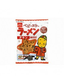 SNACK & PATATINE  BABY STAR RAMEN CHICKEN MINI