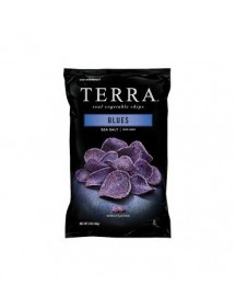 SNACK & PATATINE  TERRA BLUES SEA SALT