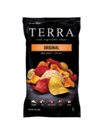 SNACK & PATATINE  TERRA ORIGINALS