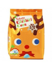SNACK & PATATINE  TOHATO CARAMEL CORN - TORTA MONTBLANC - CHRISTMAS SPECIAL