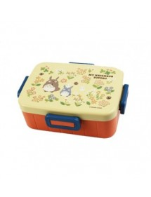 BENTO BOXES - SCATOLE PER IL BENTO  TOTORO ORANGE 650ml