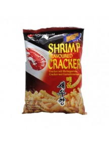 SNACK & PATATINE NONGSHIM SHRIMP HOT & SPICY CRACKER