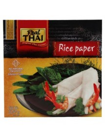 CARTA DI RISO PER INVOLTINI  REAL THAI 22 CM