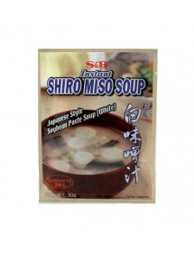 ZUPPE GIAPPONESI  S&B INSTANT SHIRO MISO SOUP