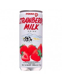 BEVANDE GIAPPONESI  POKKA - STRAWBERRY MILK