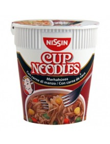 RAMEN ISTANTANEO  CUP NOODLES GUSTO MANZO