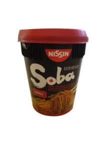 RAMEN ISTANTANEO  CUP NOODLES SOBA  CHILI (CON SALSA YAKISOBA)
