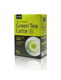 MATCHA LATTE  GREEN TEA LATTE