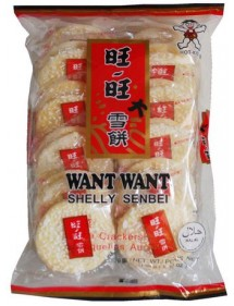 CRACKERS DI RISO  SHELLY SENBEI