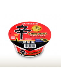 RAMEN ISTANTANEO  SHIN BOWL - HOT & SPICY