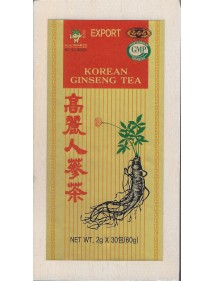 TE  KOREAN GINSENG TEA