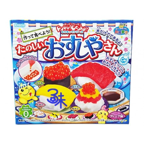 POPIN COOKIN  HAPPY KITCHEN - SUSHI