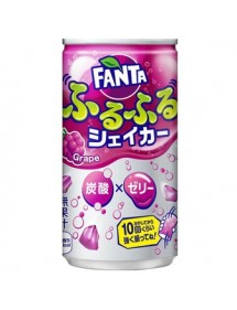 FANTA  FURUFURU SHAKER GRAPE (GUSTO UVA)