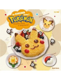 IN CUCINA CON I POKEMON VOLUME UNICO