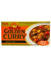 CURRY GIAPPONESE IN BLOCCHI  GOLDEN MILD