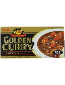 CURRY GIAPPONESE IN BLOCCHI  GOLDEN HOT