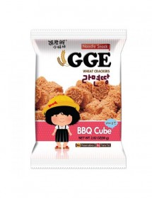 NOODLE SNACK  BBQ CUBE (80g.)