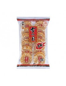 CRACKERS DI RISO  SHELLY SENBEI SPICY