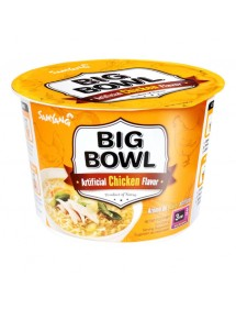 RAMEN ISTANTANEO  BIG BOWL CHICKEN FLAVOUR - POLLO