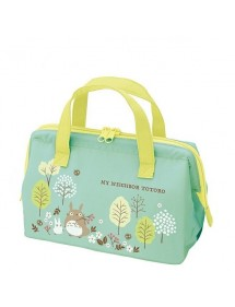 BENTO BOXES - SCATOLE PER IL BENTO TOTORO FIELD SWEAT LUNCH BAG