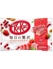 KIT KAT  GUSTO CHEESCAKE ALLA FRAGOLA