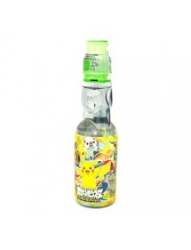 SOFT DRINK - RAMUNE POKEMON - ORIGINALE SWEET SODA -