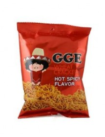 NOODLE SNACK  HOT SPICY FLAVOR