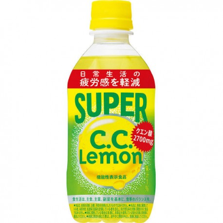 C.C. LEMON  SUPER - SOFT DRINK AL LIMONE CON VITAMINA C
