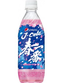 PEPSI  J-COLA SAKURA LIMITED EDITION