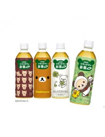 TE  RILAKKUMA NO OCHA GREEN TEA