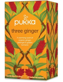 TE PUKKA - THREE GINGER