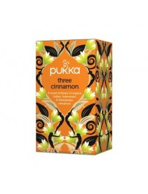 TE PUKKA - THREE CINNAMON