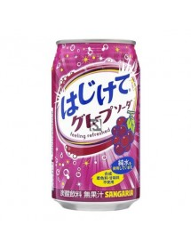 SODA GRAPE LATTINA - FRIZZANTE GUSTO UVA