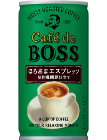 CAFFE IN LATTINA BOSS SWEET ESPRESSO