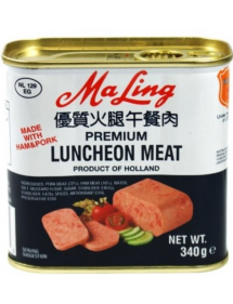 LUNCHEON MEAT PATE' DI SUINO COM PROSCIUTTO COTTO