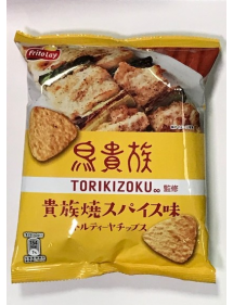 TORTILLA CHIPS TORIKIZOKU SPICY CHICKEN - POLLO PICCANTE