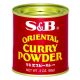 CURRY GIAPPONESE IN POLVERE 85g.