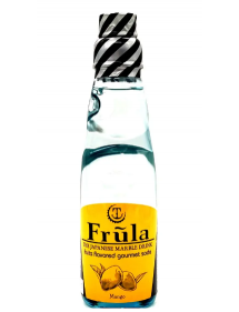 SOFT DRINK RAMUNE FRULA FRUITS FLAVOURED GOURMET SODA - MANGO
