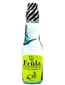 SOFT DRINK RAMUNE FRULA FRUITS FLAVOURED GOURMET SODA - PERA GIAPPONESE