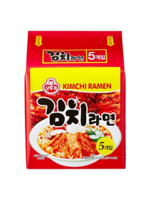 RAMEN ISTANTANEO PACK 5 BUSTINE GUSTO KIMCHI